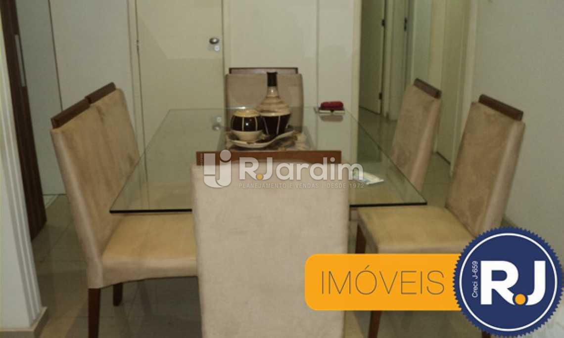 Sala - Apartamento À VENDA, Copacabana, Rio de Janeiro, RJ - LAAP30741 - 3