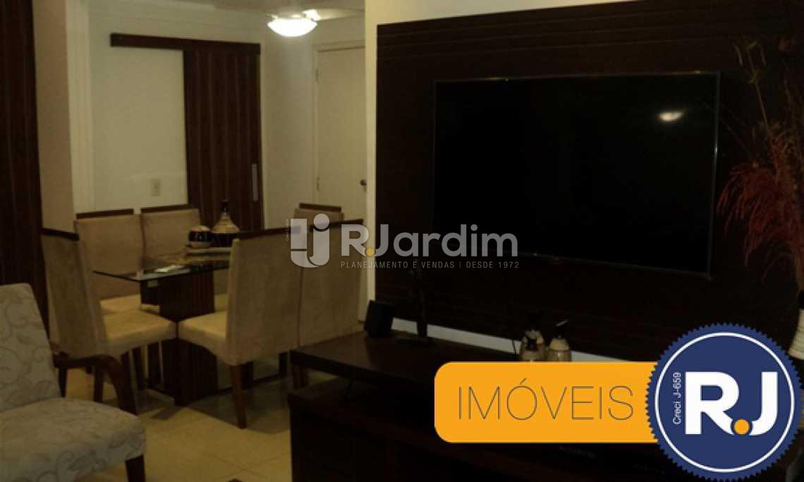 Sala - Apartamento À VENDA, Copacabana, Rio de Janeiro, RJ - LAAP30741 - 6