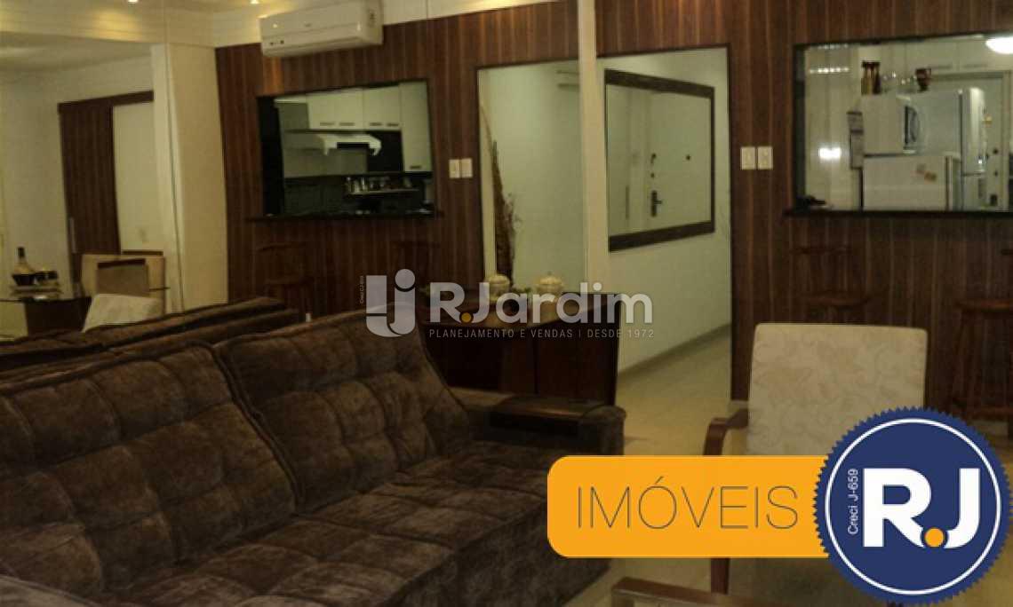 Sala - Apartamento À VENDA, Copacabana, Rio de Janeiro, RJ - LAAP30741 - 7