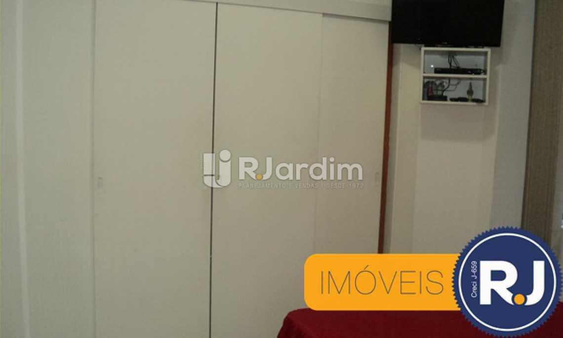 Quarto - Apartamento À VENDA, Copacabana, Rio de Janeiro, RJ - LAAP30741 - 28