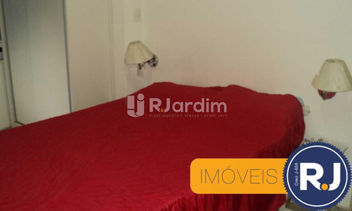 Quarto - Apartamento À VENDA, Copacabana, Rio de Janeiro, RJ - LAAP30741 - 29