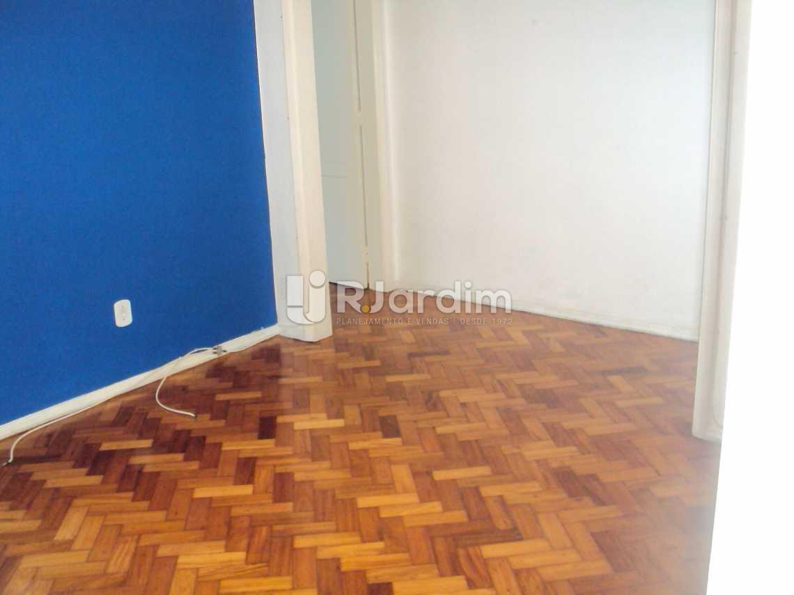 Sala - Apartamento 1 Quarto Leblon Zona sul Rio de Janeiro RJ - LAAP10130 - 1