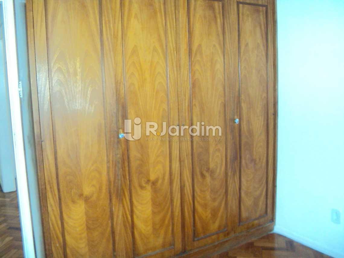 Quarto - Apartamento 1 Quarto Leblon Zona sul Rio de Janeiro RJ - LAAP10130 - 8