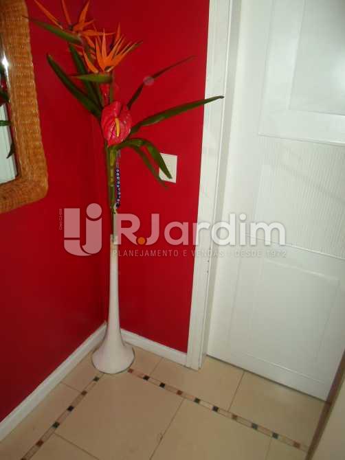 Hall de entrada - Cobertura 4 Quartos Leblon Zona sul Rio de Janeiro RJ - LACO40058 - 21