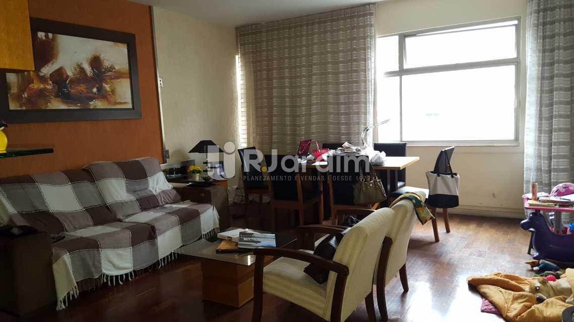 SALA - Apartamento À VENDA, Copacabana, Rio de Janeiro, RJ - LAAP30754 - 1