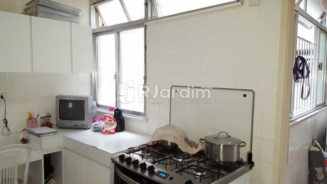 COZINHA - Apartamento À VENDA, Copacabana, Rio de Janeiro, RJ - LAAP30754 - 16