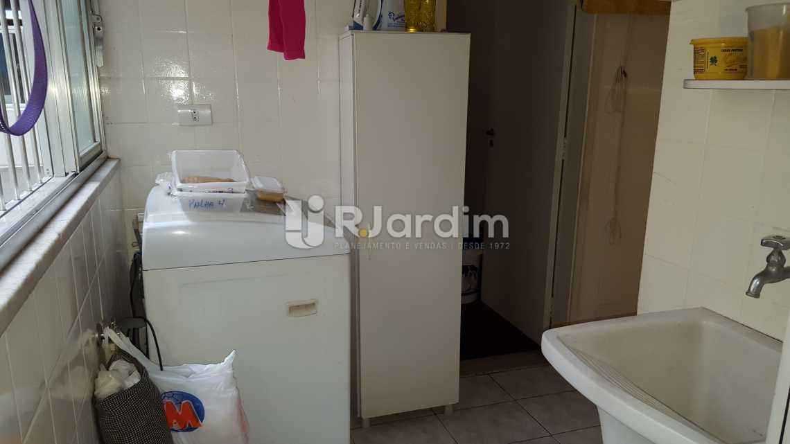 ÁREA DE SERVIÇO - Apartamento À VENDA, Copacabana, Rio de Janeiro, RJ - LAAP30754 - 18