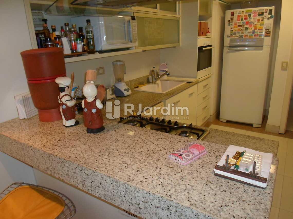 Bancada da Copa cozinha - Imóveis Compra e Venda Leblon 3 Quartos - LAAP30761 - 20