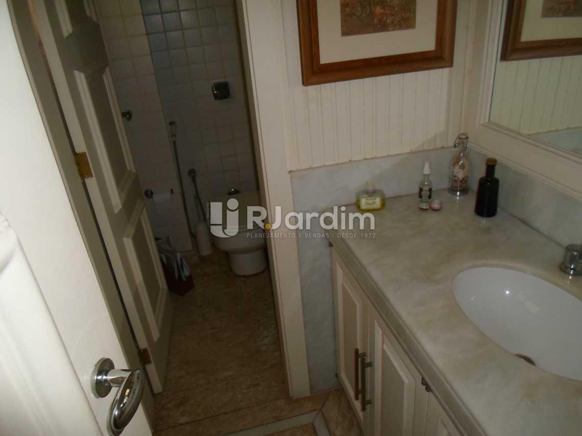 Lavabo  - Imóveis Compra e Venda Leblon 3 Quartos - LAAP30761 - 29