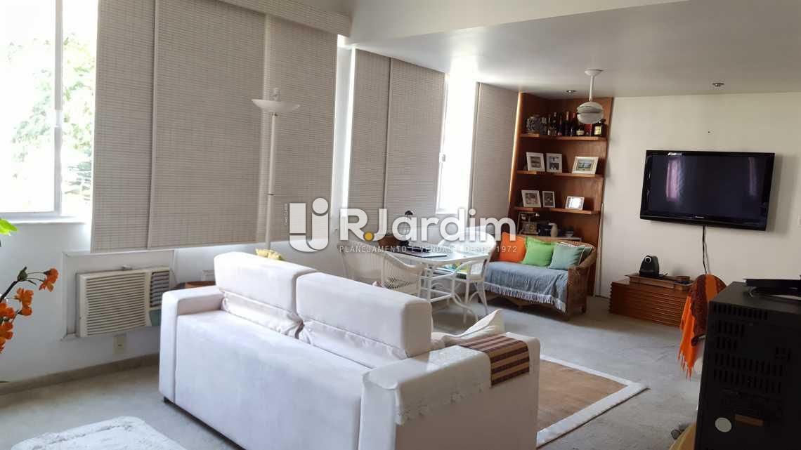 SALA - Apartamento à venda Rua Lópes Quintas,Jardim Botânico, Zona Sul,Rio de Janeiro - R$ 1.000.000 - LAAP30762 - 4