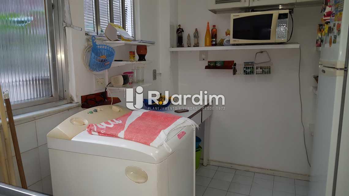 ÁREA DE SERVIÇO - Apartamento à venda Rua Lópes Quintas,Jardim Botânico, Zona Sul,Rio de Janeiro - R$ 1.000.000 - LAAP30762 - 14