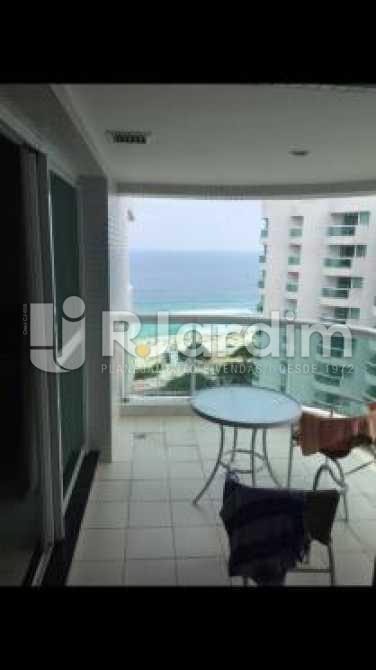 sala - Flat à venda Avenida Lúcio Costa,Barra da Tijuca, Zona Oeste - Barra e Adjacentes,Rio de Janeiro - R$ 900.000 - LAFL10019 - 5