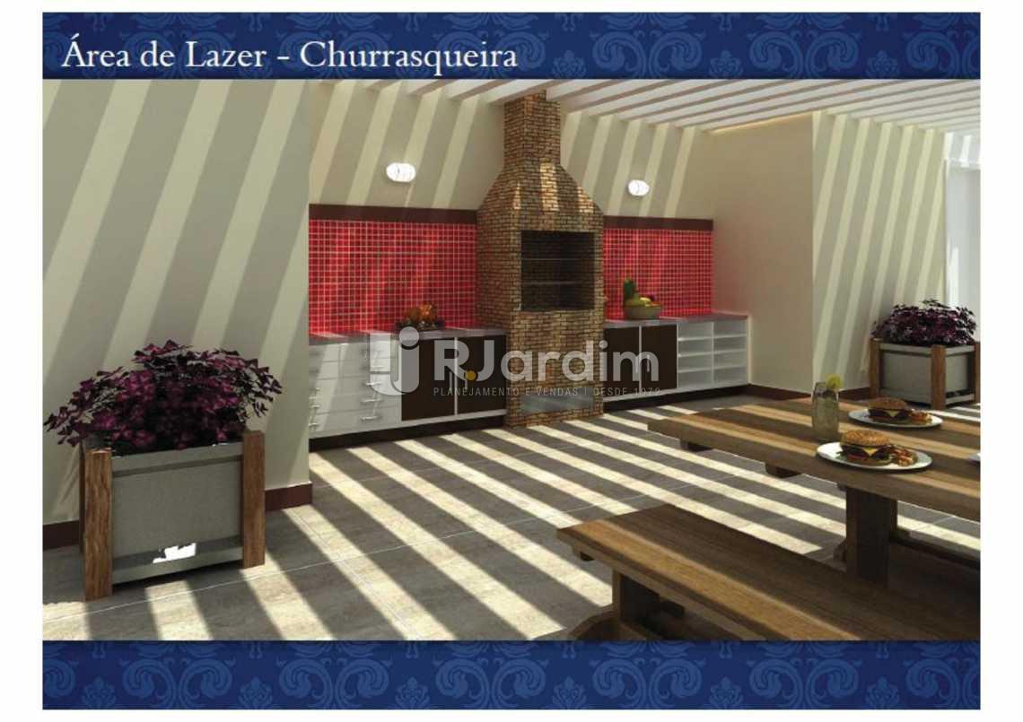 CHURRASQUEIRA - Apartamento Méier,Rio de Janeiro,RJ À Venda,2 Quartos,61m² - LAAP20552 - 5