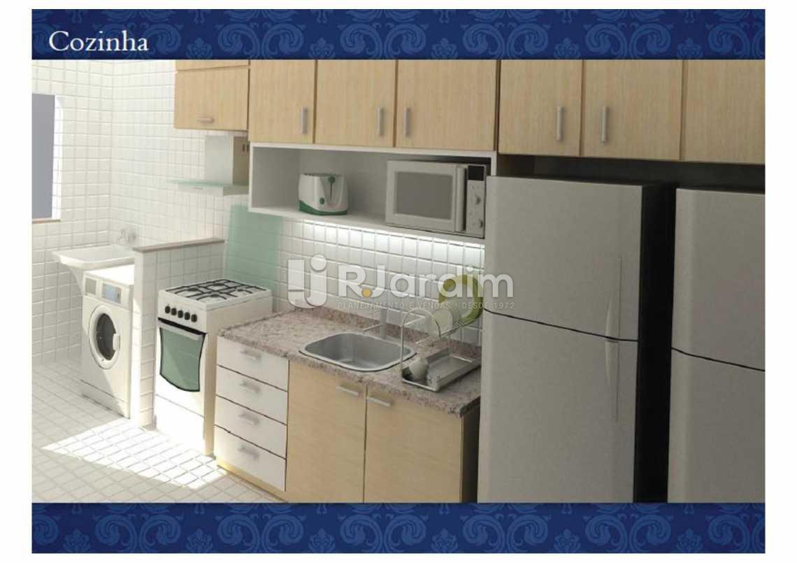 COZINHA - Apartamento Méier,Rio de Janeiro,RJ À Venda,2 Quartos,61m² - LAAP20552 - 15