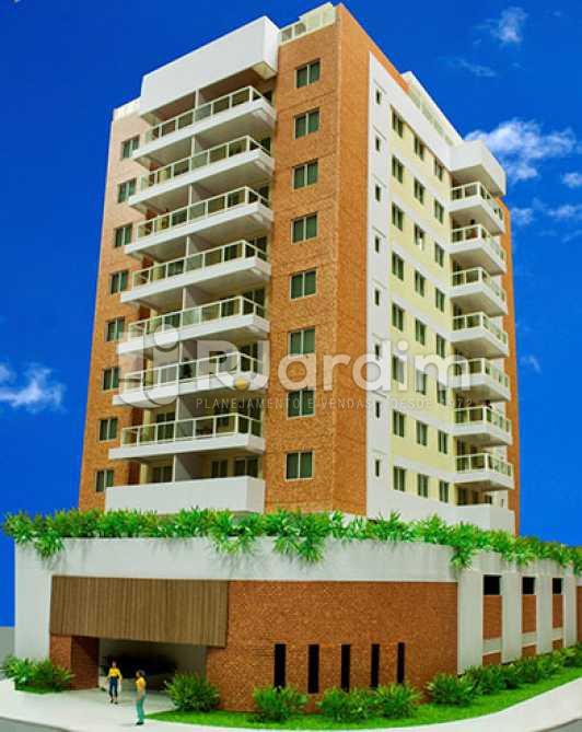 FACHADA - Apartamento Méier,Rio de Janeiro,RJ À Venda,2 Quartos,61m² - LAAP20552 - 1
