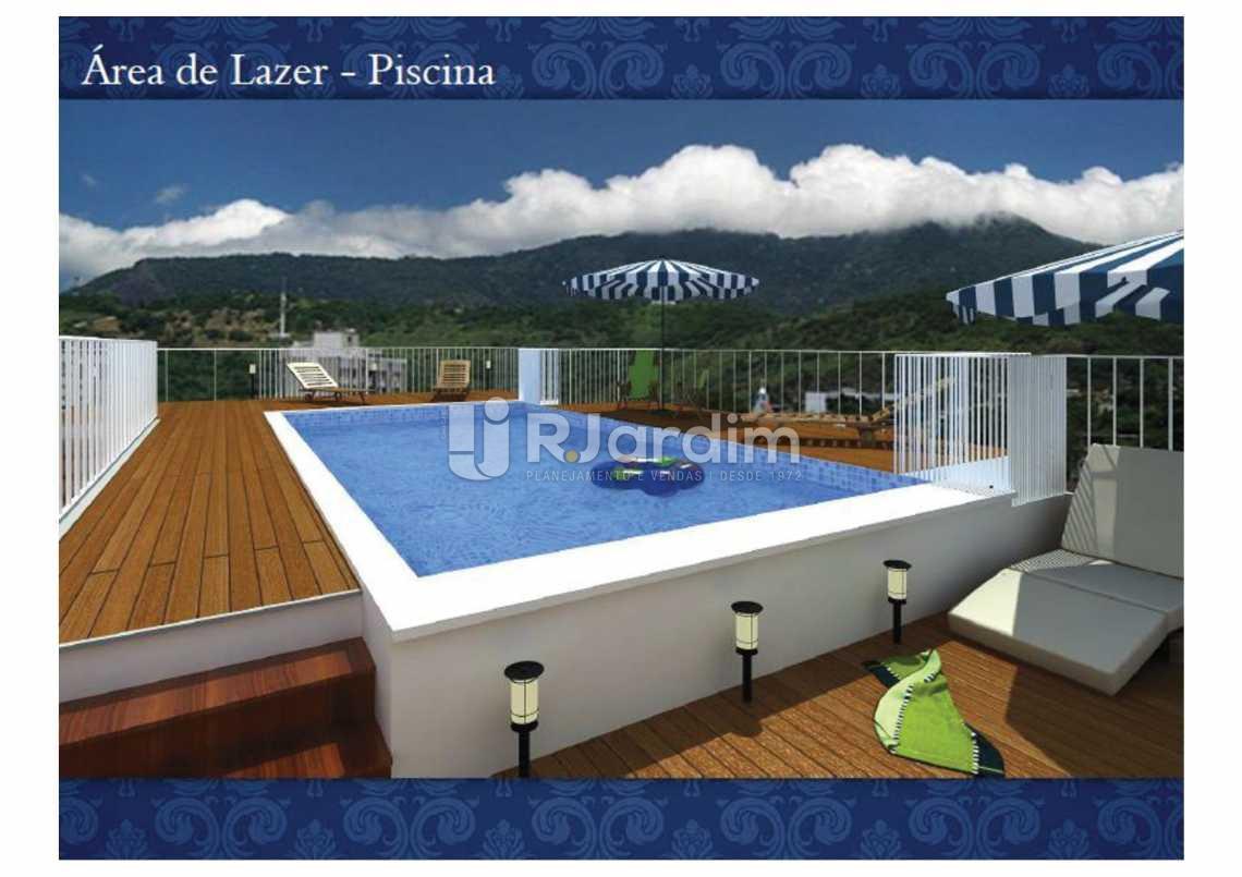 PISCINA - Apartamento Méier,Rio de Janeiro,RJ À Venda,2 Quartos,61m² - LAAP20552 - 4