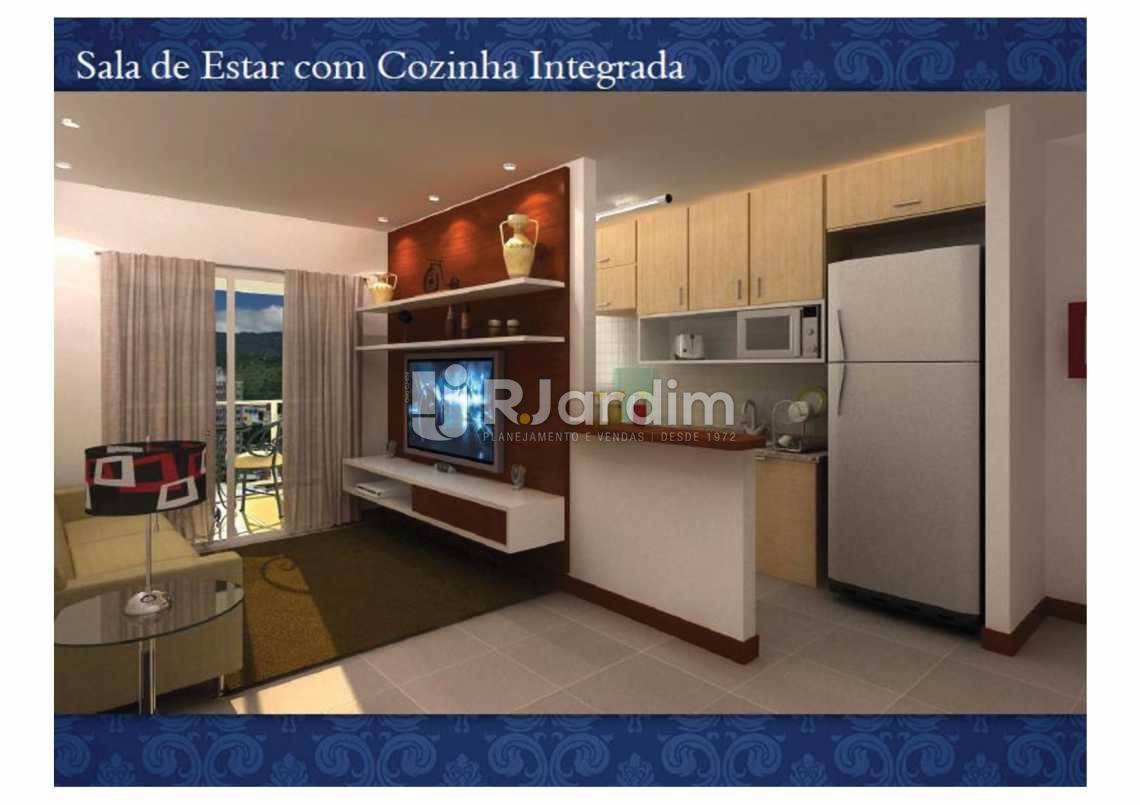 SALA E COZINHA INTEGRADA - Apartamento Méier,Rio de Janeiro,RJ À Venda,2 Quartos,61m² - LAAP20552 - 10