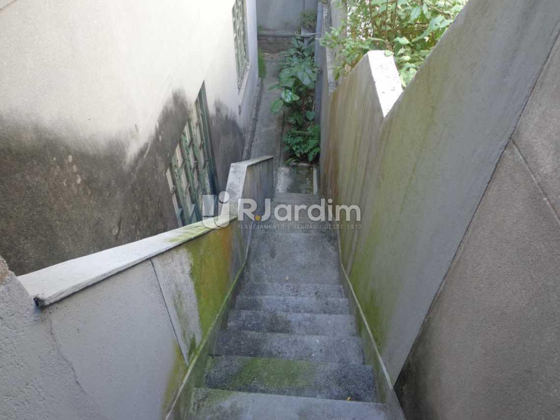 acesso ao 3º andar - Casa Rua Visconde de Carandaí,Jardim Botânico, Zona Sul,Rio de Janeiro, RJ À Venda, 4 Quartos, 250m² - LACA40018 - 19