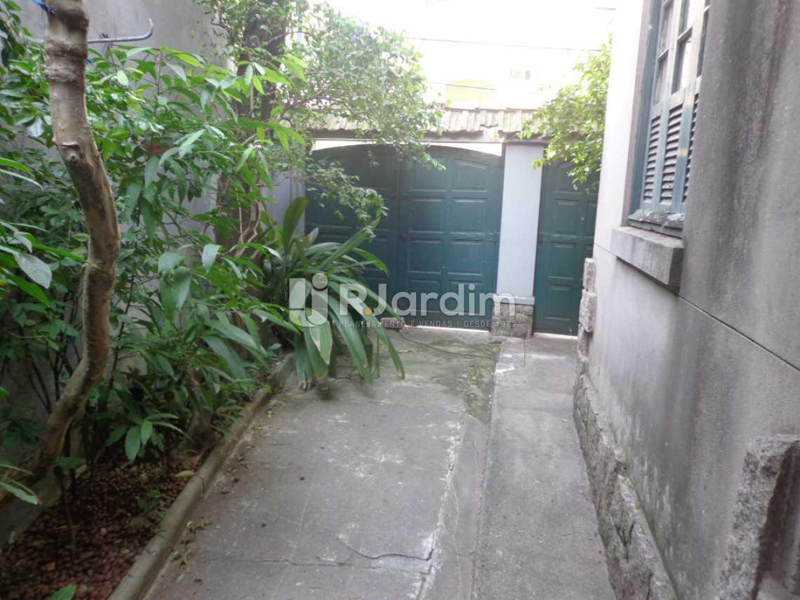 garagem  - Casa Rua Visconde de Carandaí,Jardim Botânico, Zona Sul,Rio de Janeiro, RJ À Venda, 4 Quartos, 250m² - LACA40018 - 1