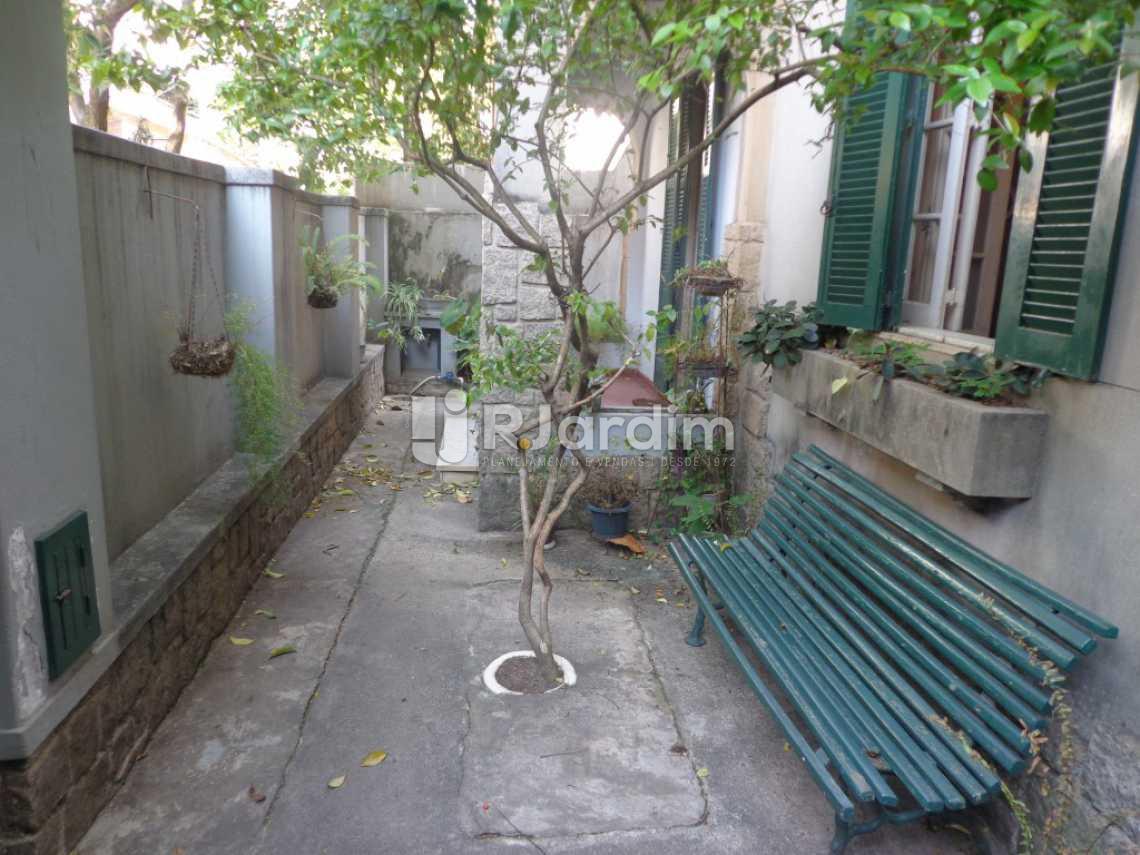 Jardim  - Casa Rua Visconde de Carandaí,Jardim Botânico, Zona Sul,Rio de Janeiro, RJ À Venda, 4 Quartos, 250m² - LACA40018 - 3