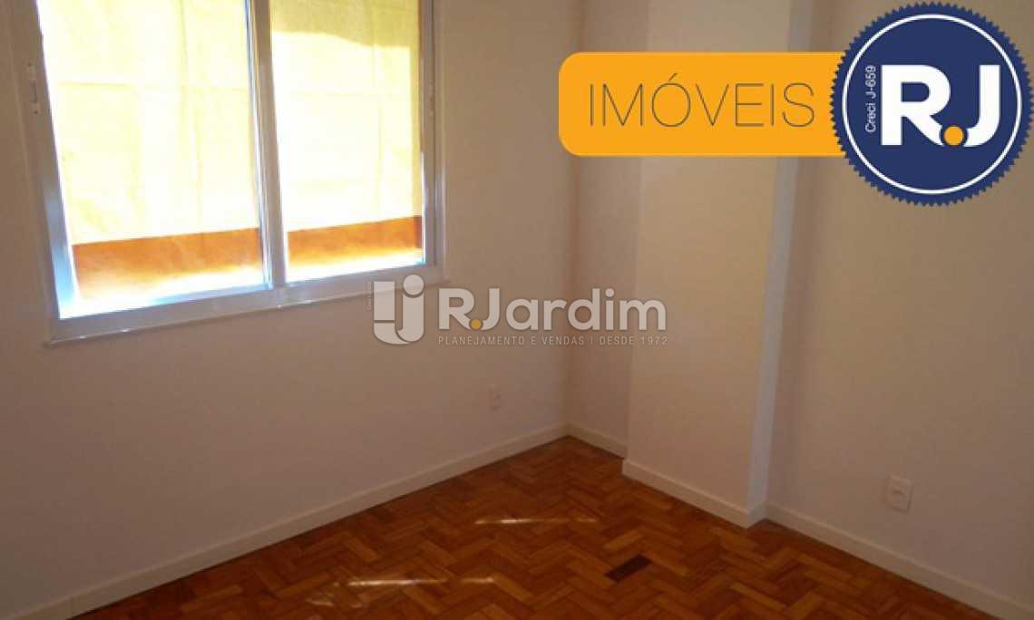 QUARTO 2  - Apartamento 2 Quartos À Venda Humaitá, Zona Sul,Rio de Janeiro - R$ 890.000 - LAAP20555 - 11