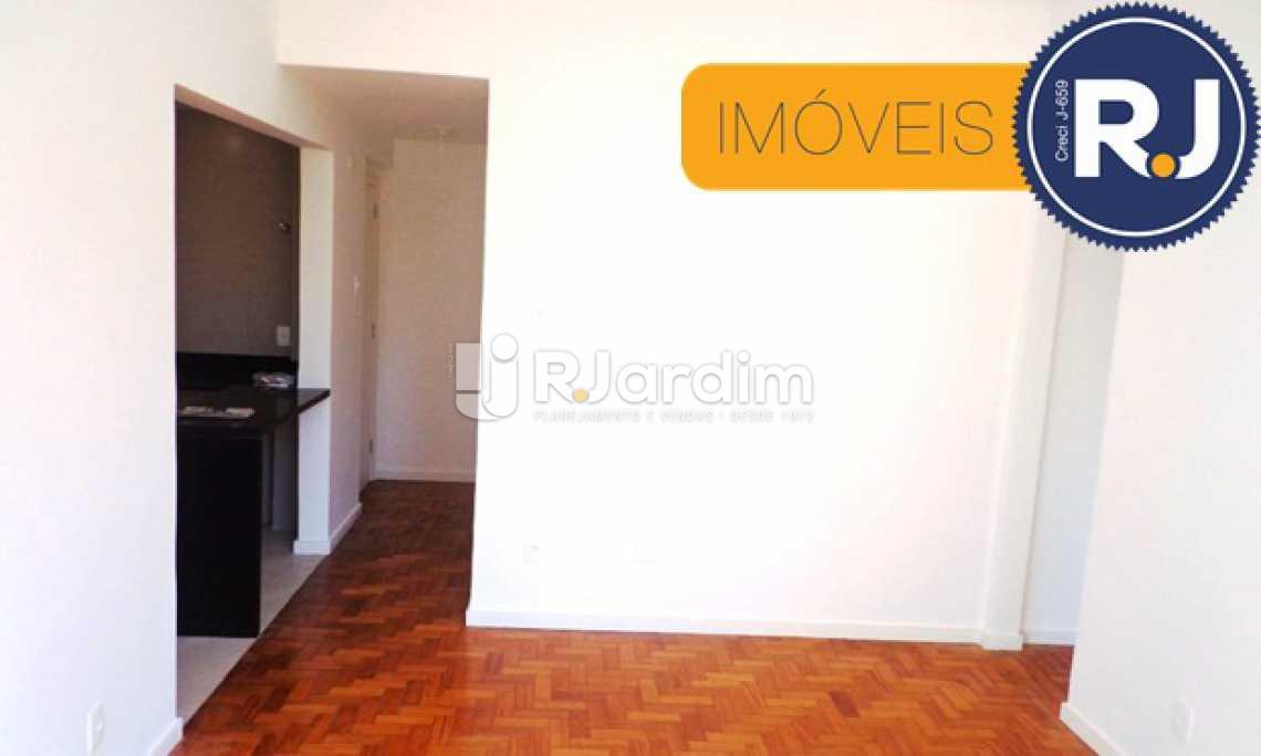 SALA  - Apartamento 2 Quartos À Venda Humaitá, Zona Sul,Rio de Janeiro - R$ 890.000 - LAAP20555 - 5