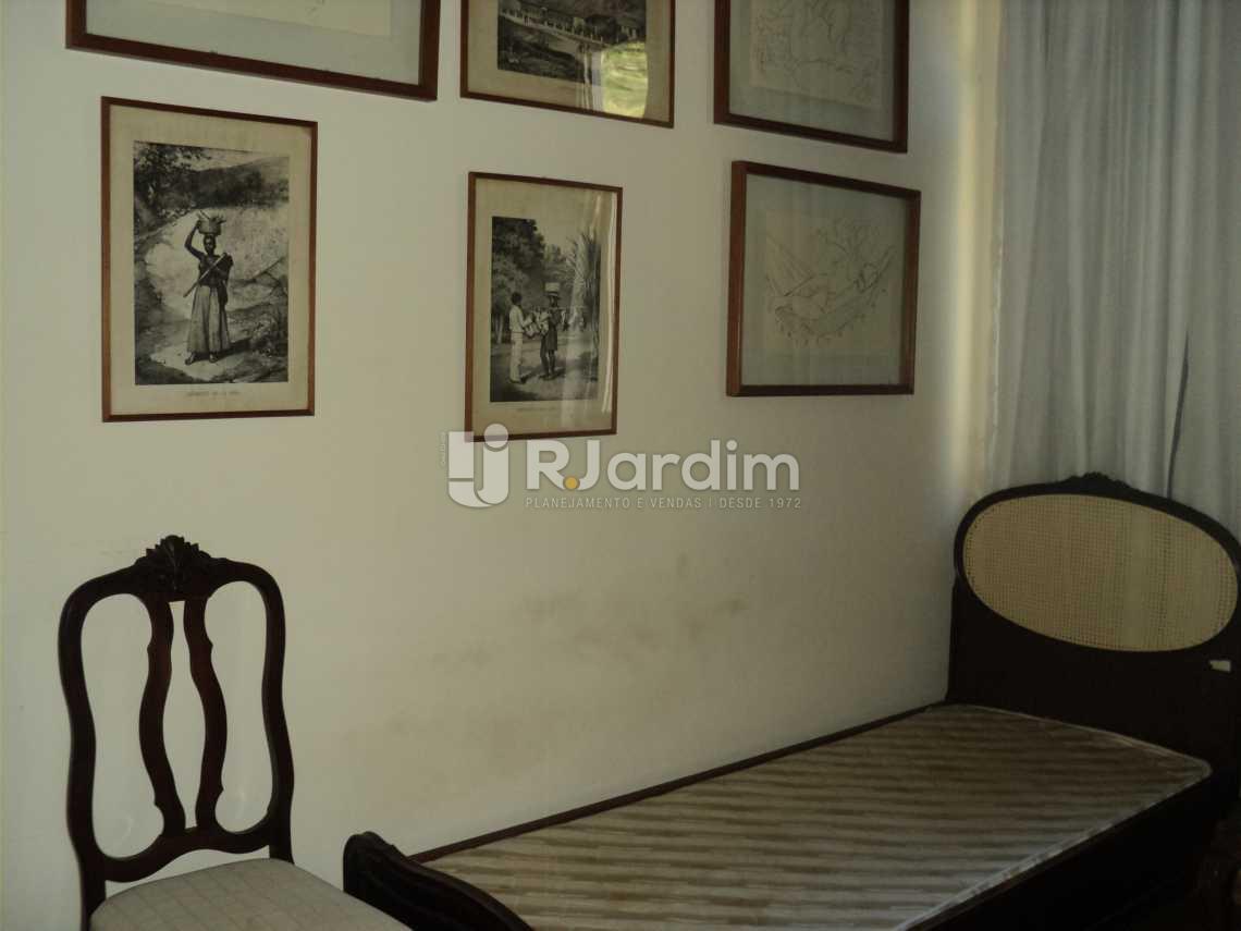Quarto 1 - Apartamento 3 Quartos Cosme Velho Zona sul Rio de Janeiro RJ - LAAP30772 - 14
