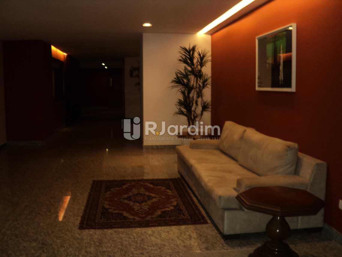 Portaria - Apartamento 3 Quartos Cosme Velho Zona sul Rio de Janeiro RJ - LAAP30772 - 29