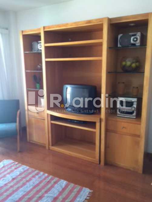 Sala - Flat Residencial Ipanema Zona Sul Rio de Janeiro RJ - LAFL10021 - 7