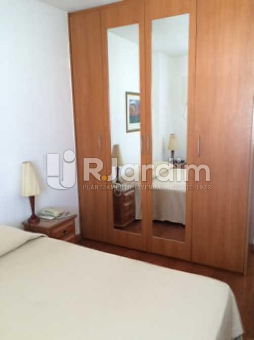 Quarto  - Flat Residencial Ipanema Zona Sul Rio de Janeiro RJ - LAFL10021 - 12