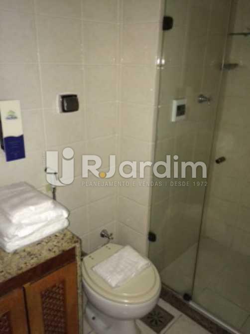 Banheiro - Flat Residencial Ipanema Zona Sul Rio de Janeiro RJ - LAFL10021 - 15