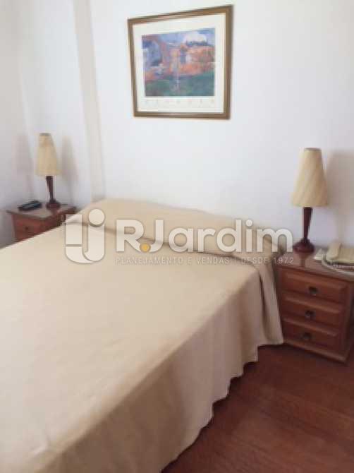 Quarto - Flat Residencial Ipanema Zona Sul Rio de Janeiro RJ - LAFL10021 - 14