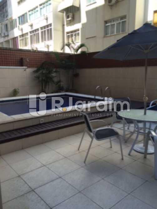 Piscina - Flat Residencial Ipanema Zona Sul Rio de Janeiro RJ - LAFL10021 - 19