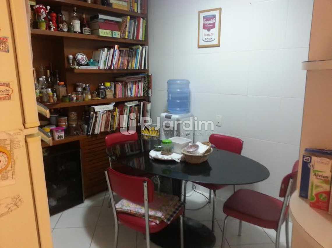 copa ang.2 - Apartamento À VENDA, Lagoa, Rio de Janeiro, RJ - LAAP40345 - 13