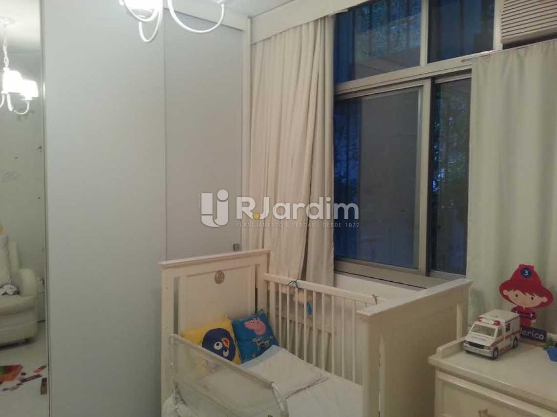 quarto 2 ang.2 - Apartamento À VENDA, Lagoa, Rio de Janeiro, RJ - LAAP40345 - 8