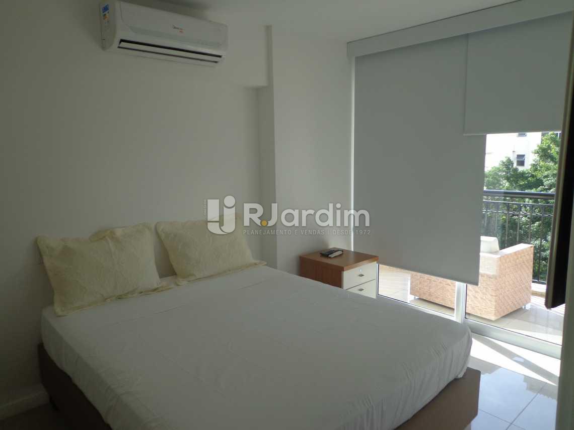 Suíte 1 - Flat 2 quartos à venda Ipanema, Zona Sul,Rio de Janeiro - R$ 3.700.000 - LAFL20017 - 8