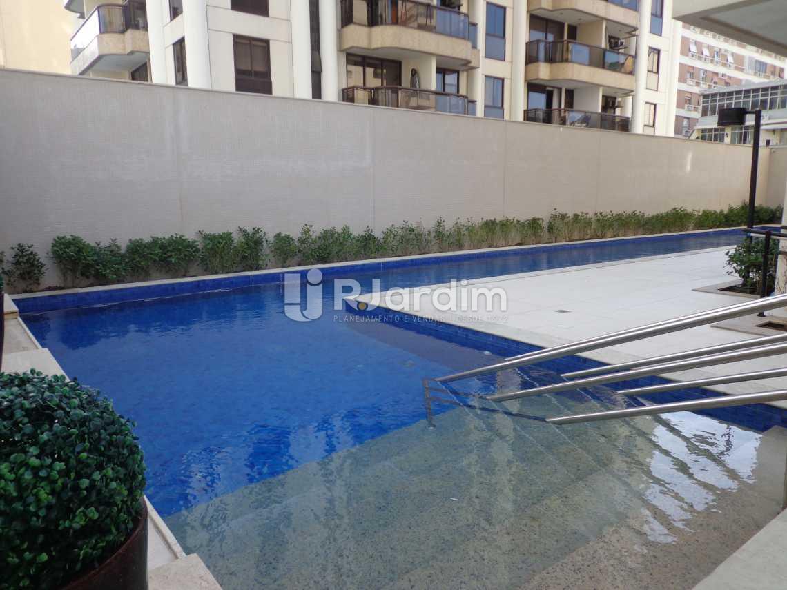 Piscina - Flat 2 quartos à venda Ipanema, Zona Sul,Rio de Janeiro - R$ 3.700.000 - LAFL20017 - 25