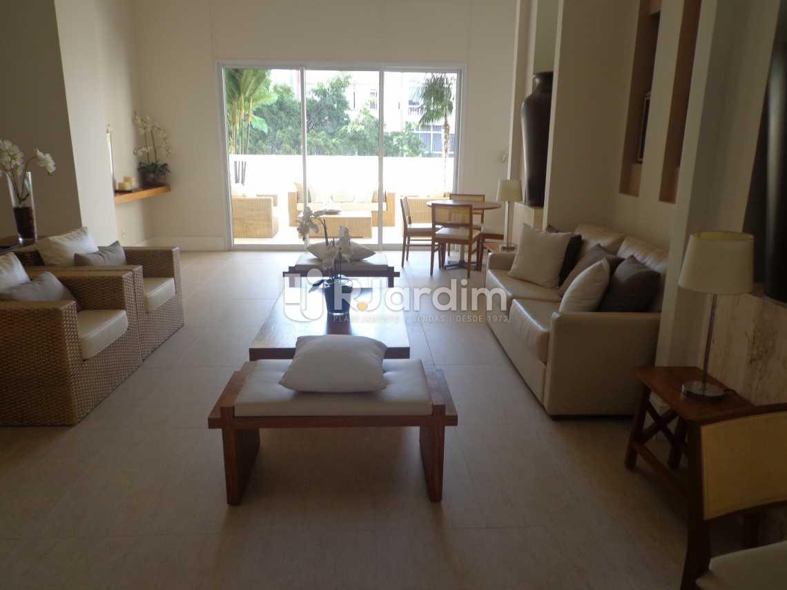 Salão gourmet - Flat 2 quartos à venda Ipanema, Zona Sul,Rio de Janeiro - R$ 3.700.000 - LAFL20017 - 29