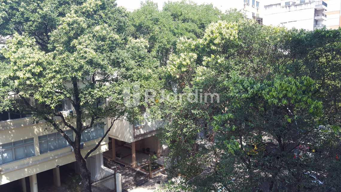 VISTA DA SALA - Apartamento À VENDA, Ipanema, Rio de Janeiro, RJ - LAAP30784 - 8