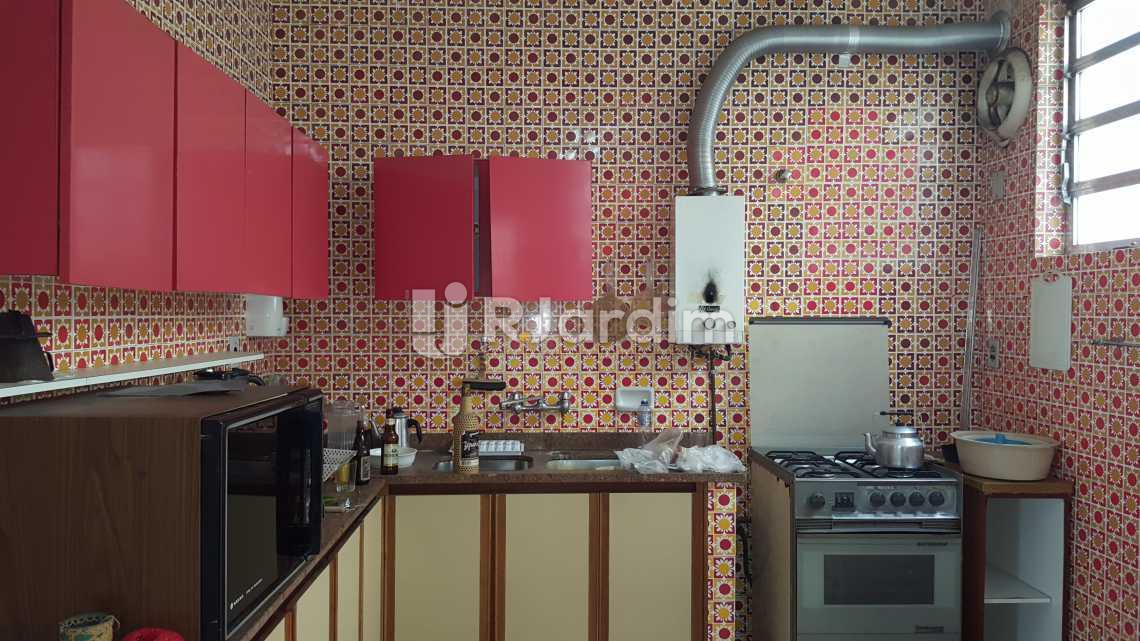 COZINHA - Apartamento À VENDA, Ipanema, Rio de Janeiro, RJ - LAAP30784 - 18