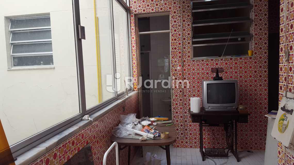 ÁREA DE SERVIÇO - Apartamento À VENDA, Ipanema, Rio de Janeiro, RJ - LAAP30784 - 22