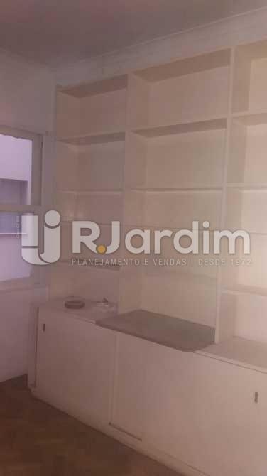 Sala - Compra Venda Avaliação Imóveis Copacabana 3 Quartos - LAAP30785 - 6