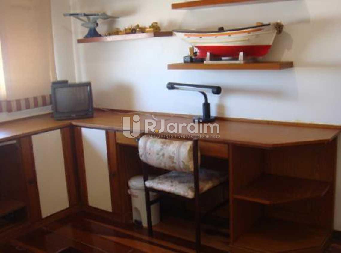 Quarto - Apartamento 4 Quartos Ipanema Zona Sul Rio de Janeiro RJ - LAAP40348 - 11