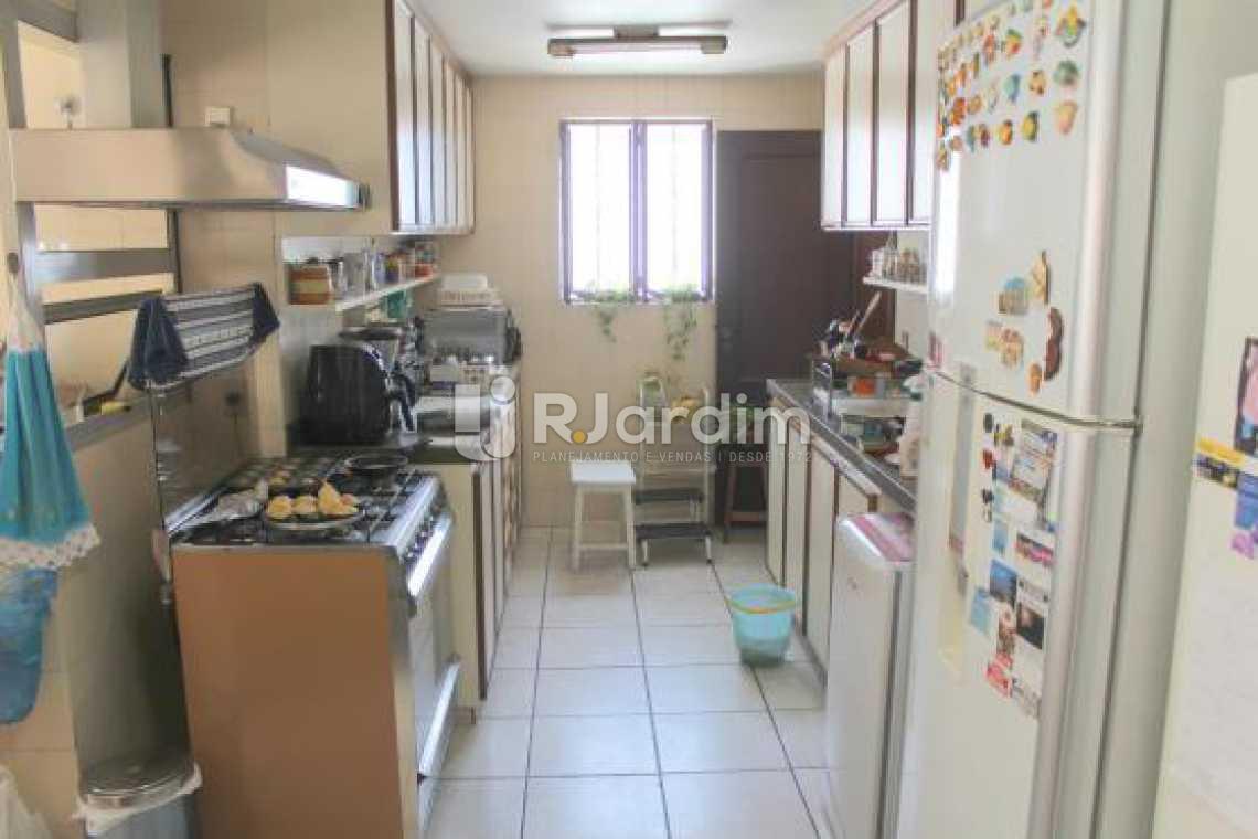 Cozinha - Apartamento 4 Quartos Ipanema Zona Sul Rio de Janeiro RJ - LAAP40348 - 9