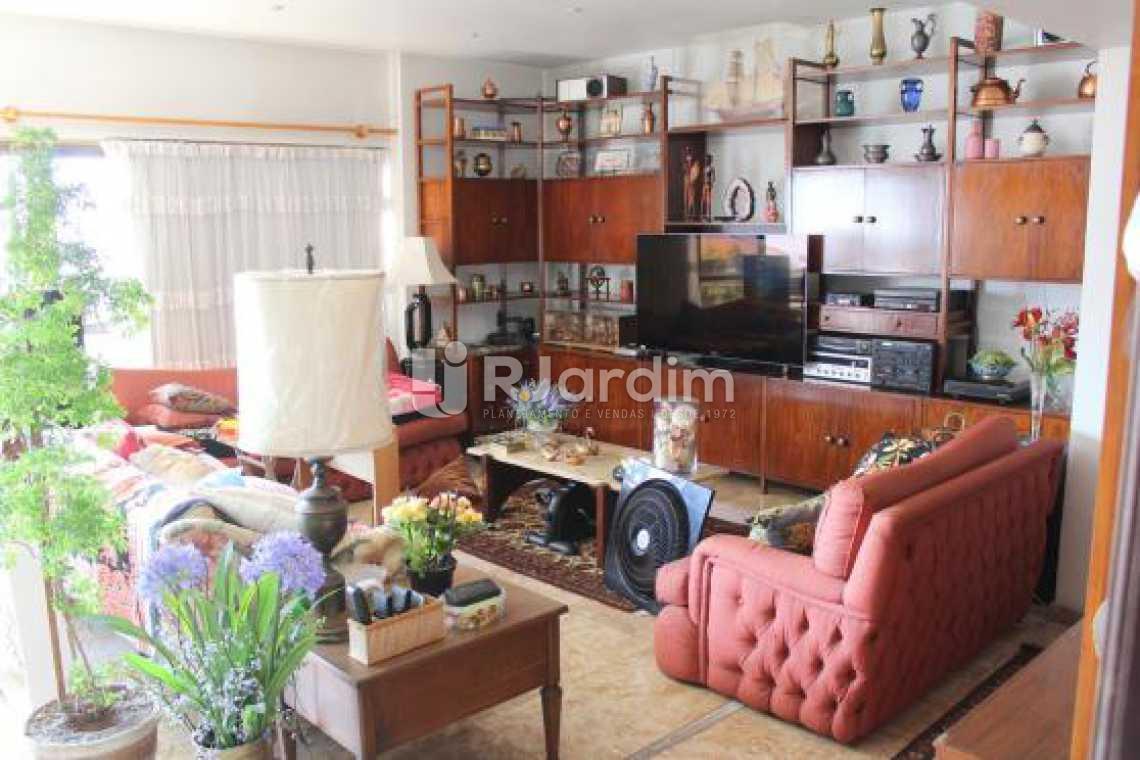 Sala - Apartamento 4 Quartos Ipanema Zona Sul Rio de Janeiro RJ - LAAP40348 - 4