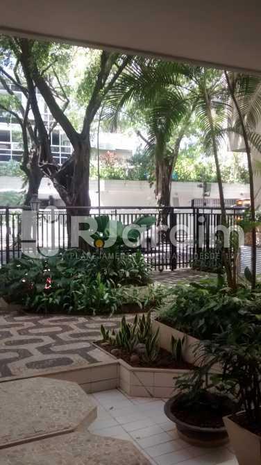 entrada do prédio - Cobertura 3 quartos à venda Ipanema, Zona Sul,Rio de Janeiro - R$ 5.200.000 - LACO30111 - 25