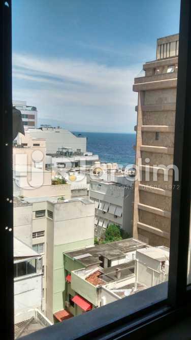 vista  - Cobertura 3 quartos à venda Ipanema, Zona Sul,Rio de Janeiro - R$ 5.200.000 - LACO30111 - 1