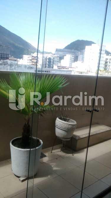 terraço - Cobertura 3 quartos à venda Ipanema, Zona Sul,Rio de Janeiro - R$ 5.200.000 - LACO30111 - 6