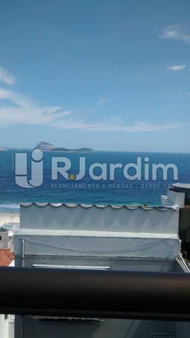 piscina / vista mar  - Cobertura 3 quartos à venda Ipanema, Zona Sul,Rio de Janeiro - R$ 5.200.000 - LACO30111 - 9