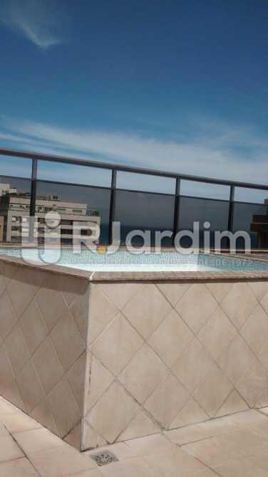piscina / vista mar  - Cobertura 3 quartos à venda Ipanema, Zona Sul,Rio de Janeiro - R$ 5.200.000 - LACO30111 - 12